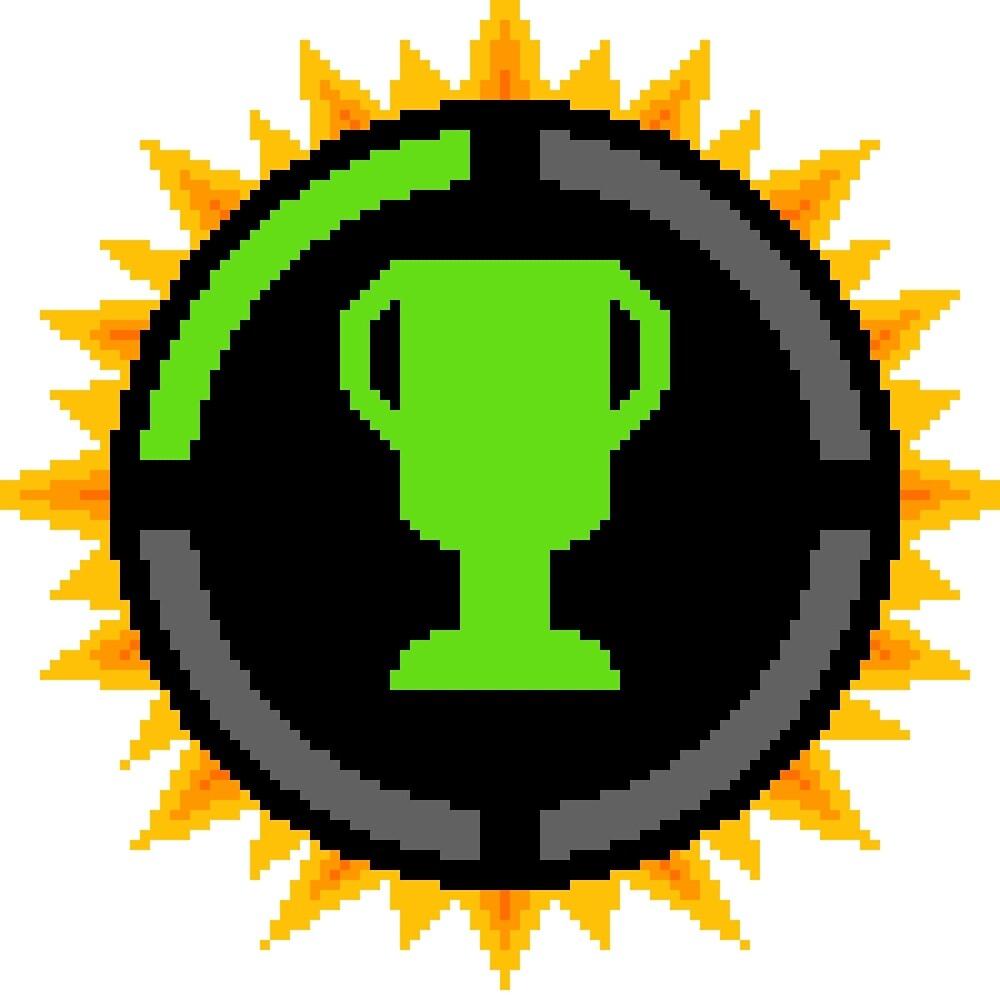 Pixel Art Game Theory Logo New 2019 2020 By Shirt C