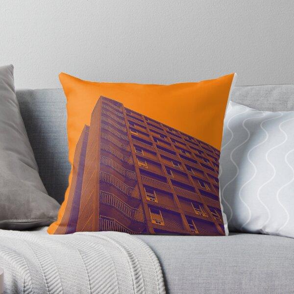 Parkhill popart (part 6 of 6) Throw Pillow