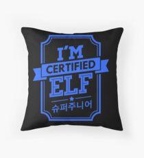 Cojín Certified Super Junior ELF