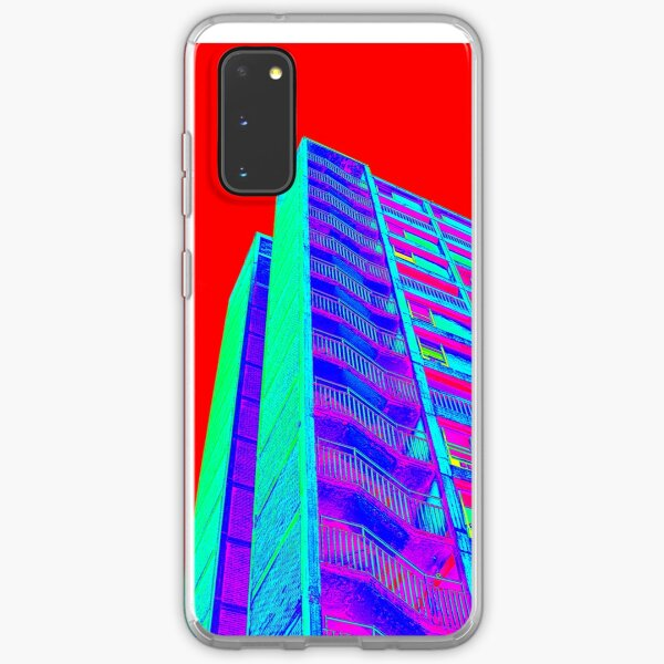 Parkhill popart (part 4 of 6) Samsung Galaxy Soft Case