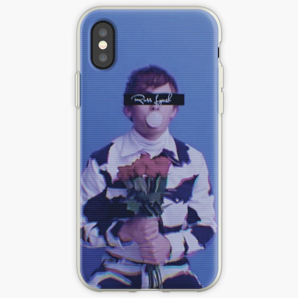 Kaugummi und Rosen iPhone-Hülle & Cover