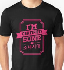 Certified SNSD SONE T-Shirt