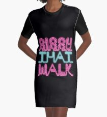 Sissy That Walk [Rupaul's Drag Race] T-Shirt Kleid