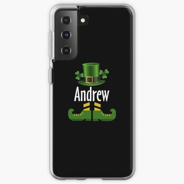 Andrew Samsung Galaxy Soft Case