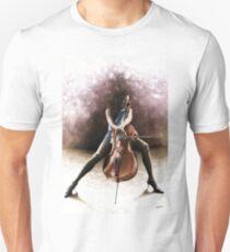 Tranquil Cellist T-Shirt