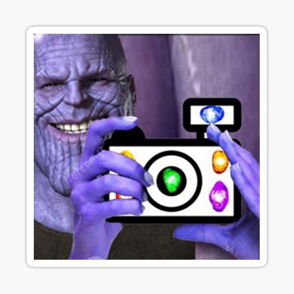 Infinity Search Sticker