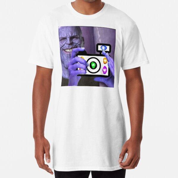 Infinity Search Long T-Shirt