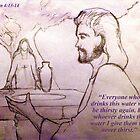 Lebendiges Wasser von Patricia Howitt