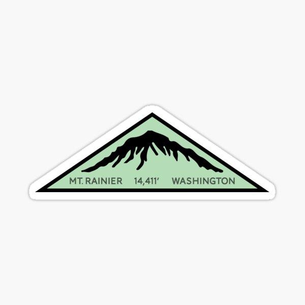 Washington New Hampshire climbing waterproof vinyl sticker 4,000 footers Mt