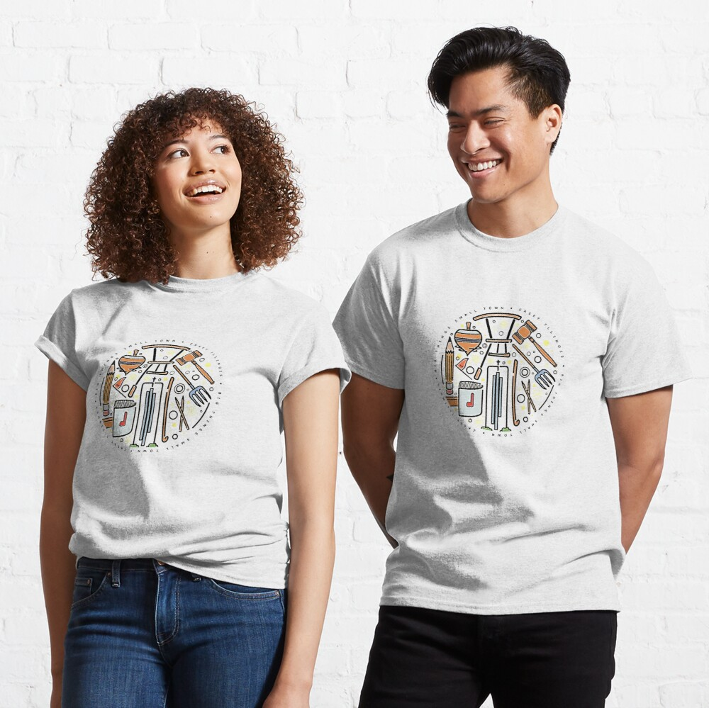 Big Things Small Town 2019 Classic T-Shirt