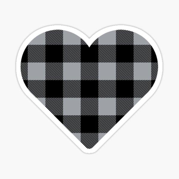 Lumberjack - Grey/Black Sticker