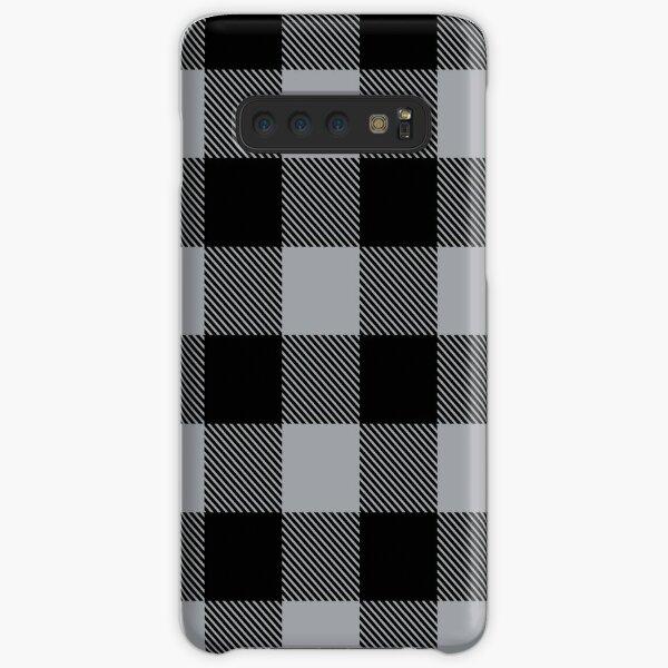 Lumberjack - Grey/Black Samsung Galaxy Snap Case