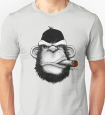 Cigar Monkey T-Shirt