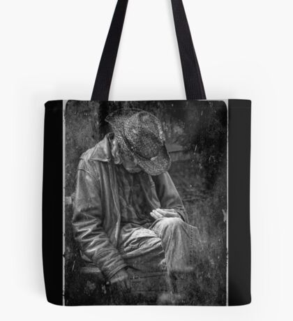 The Wandering Man Tote Bag
