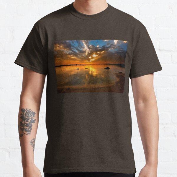 Elafonissos sunset - Crete island Classic T-Shirt