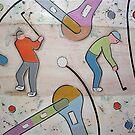 Golf (scena X) by ANDREA BENETTI