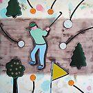 Golf (scena V) by ANDREA BENETTI