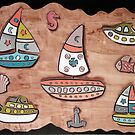 Imbarcazioni II by ANDREA BENETTI