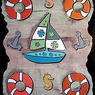 Imbarcazioni III by ANDREA BENETTI