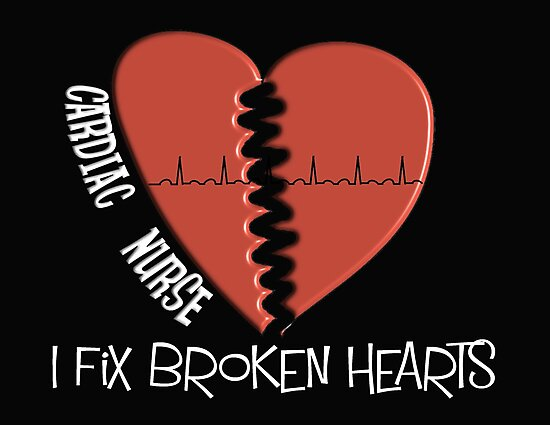 cardiac nurse fixes broken hearts photographic prints by gail gabel
