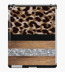 Custom Work - Leopard Design for Tango Shoes iPad Case/Skin