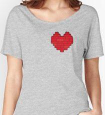 AFOL's Heart Women's Relaxed Fit T-Shirt