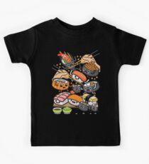 Sushi-Party! Kinder T-Shirt