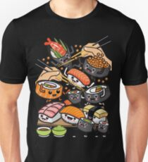 Sushi-Party! Slim Fit T-Shirt