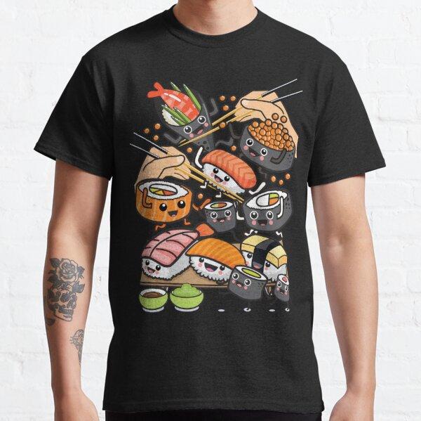 Fête Sushi! T-shirt classique