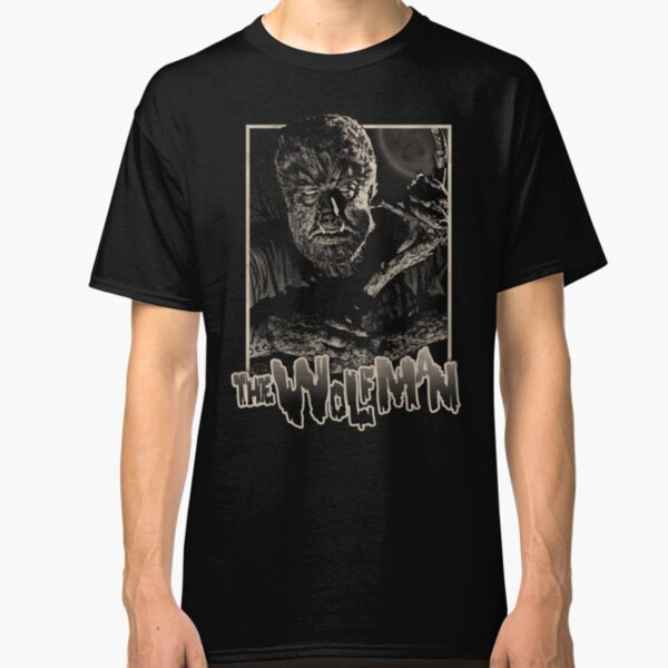 The Wolfman Classic T-Shirt