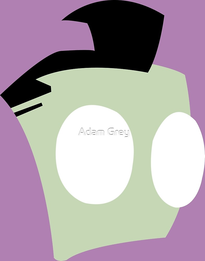 Disguised Zim by Adam Grey