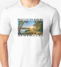 River Swirl Slim Fit T-Shirt