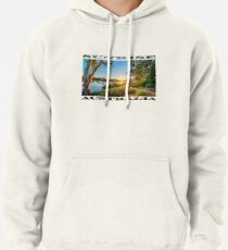 River Swirl Pullover Hoodie
