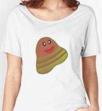 Camiseta ancha Tamal De Arroz