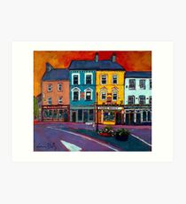 Main Street, Skibbereen, Cork Art Print