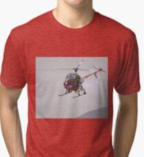 Otto The Helicopter,Avalon Airshow,Australia 2015 Tri-blend T-Shirt