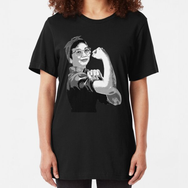 Empowered (International Women's Day March 8) Slim Fit T-Shirt