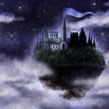 Sky Castle by snidget