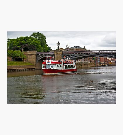 Day Trippers Photographic Print