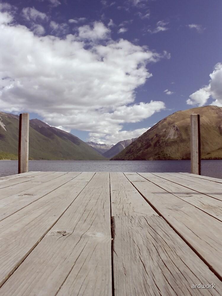 Lake Rotoiti by ardwork