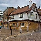 Kings Arms - Kings Staith - York by Trevor Kersley