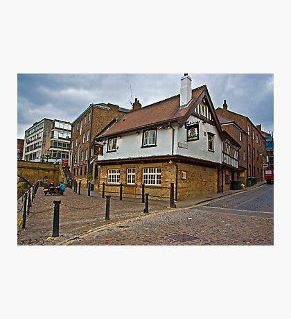 Kings Arms - Kings Staith - York Photographic Print