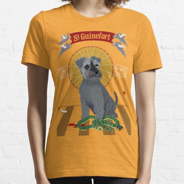 St Guinefort - yellow shirt Essential T-Shirt
