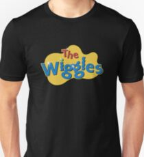 The Wiggles Logo Slim Fit T-Shirt