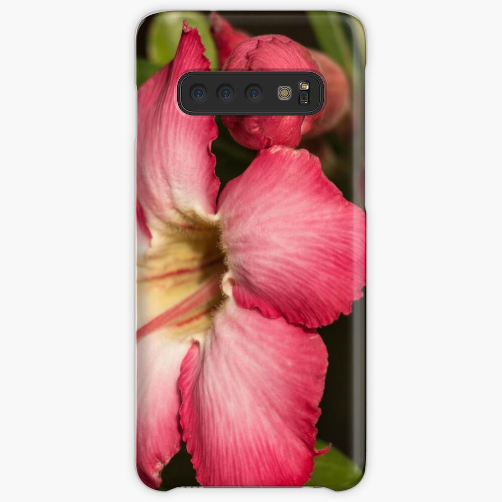Hibiskusblüten Hüllen & Klebefolien für Samsung Galaxy