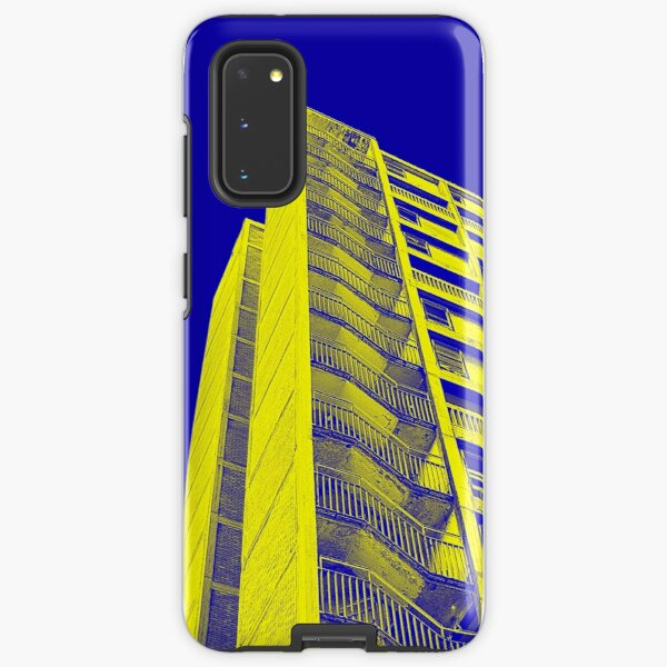 Parkhill popart (part 2 of 6) Samsung Galaxy Tough Case