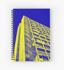 Parkhill popart (part 2 of 6) Spiral Notebook