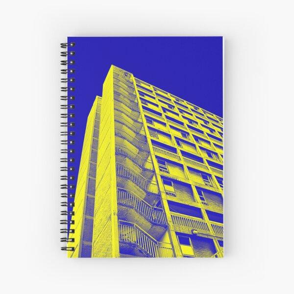 Parkhill popart (part 2 of 6) Spiral Notebook