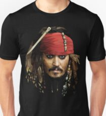Captain Jack Sparrow T-Shirt