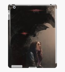 I am no woman iPad Case/Skin